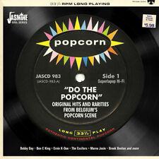 Do The Popcorn: Original Hits & Rarities From Belgium's Popcorn Scene/ Various [