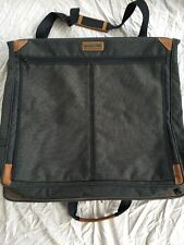 Vintage Pan Am Garment Bag Luggage Aviation Travel Collectible