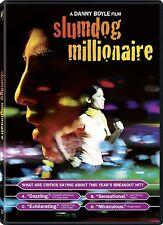 Slumdog Millionaire (DVD, 2009,; Widescreen) Dev patel, Anil Kapoor, Irrfan Khan