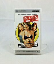 PSP UMD Movie American Pie Complete in Box