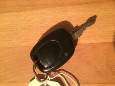 Used Renault Clio Remote Key (2001 + ) - Genuine Part