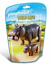 Playmobil 6945 Hippo with Calf
