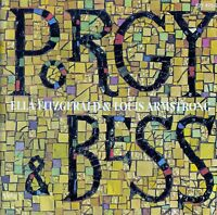 PORGY & BESS - ELLA FITZGERALD AND LOUIS ARMSTRONG / CD