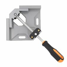 Single Handle Aluminum Alloy Right Angle Clamp 90 Degree Corner Clamp Swing Jaw