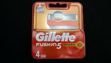 Gillette Fusion 5 Power Blades Pack of 4