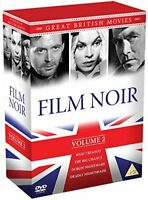 Great British Movies: Film Noir - Volume 2 [DVD][Region 2]