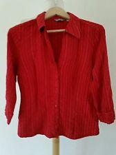 Per Una Women's Striped Classic Collar Blouse Tops & Shirts