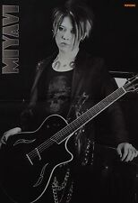 MIYAVI - A3 Poster (ca. 42 x 28 cm) - Clippings Fan Sammlung NEU