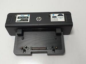 HP Dockingstation EliteBook ProBook 4x USB 3.0 DisplayPort VGA ohne Netzteil HST