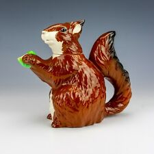 Vintage Beswick Pottery - Red Squirrel Formed Teapot - Unusual!