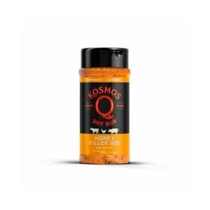 BBQ RUB - Kosmos Q - Honey Killer Bee - FREE POST!!