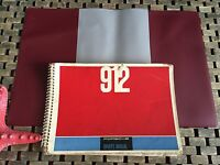 1965 PORSCHE 912 OWNERS MANUAL DRIVERS MANUAL ((BUY OEM RARE))) ORIGINAL BOOK