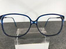 Clearvision Sunglasses 55-17-140 Sandy Blue Italy A412