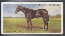 OGDENS-DERBY ENTRANTS 1928-#02- HORSE RACING - BLACK WATCH