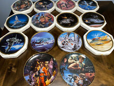 Star Wars Hamilton Collection Plate Lot of 14