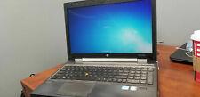 HP Elitebook 8560w Laptop and Docking station