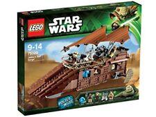 Lego Star Wars 75020-Jabba 's Sail Barge-nuevo embalaje original & & top se adapta a 75192