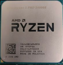 AMD Ryzen 5 PRO 2400GE 4Core 8Threads 3.2GHz DDR4 35W Socket AM4 CPU Processors