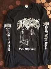 Immortal Long sleeve shirt Black metal Darkthrone Enslaved Emperor Mayhem Morbid