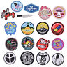 Embroidery Funny appliques badges Sew Iron On Patch Badge Fabric Applique DIY en