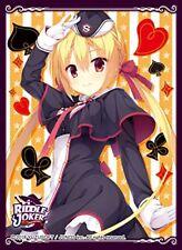 Riddle Joker Nanami Arihara Card Game Character Mat Sleeves Collection MT448