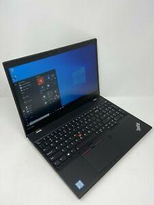 Lenovo ThinkPad T570 Core i7 3.4Ghz 32GB RAM 15'6 Full HD IPS 1TB SSD NVMe