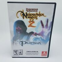 Neverwinter Nights Platinum - PC - Complete & Tested - Free US Shipping