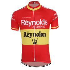 Reynolds Alumino Reynolon Retro Cycling Jersey