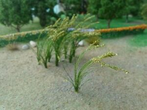"""MP Scenery Products 75141 - N Scale - Green Wheat - 1/2"""" Height, 32/pk"""