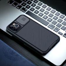 Genuine NILLKIN Slide Camera Lens Protective Case Cover For iPhone 12 Pro Max SE