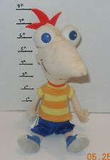 """Disney Phineas and Ferb 10"""" Phineas Plush Toy"""