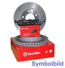BREMBO Bremsensatz HA für NISSAN NV400; OPEL MOVANO B; RENAULT MASTER III