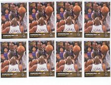 Lot of 8 1996-97 Score Board All Sport Ppf #150 Kobe Bryant Cl Rookie Year Cards