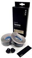 Fizik Tempo Microtex Tacky Road Bike Handlebar Tape, Black