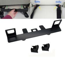 Universal Car Safety Seat Latch ISOFIX Belt Connector Seat Belt Guide Bracket