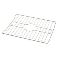 "Farberware Medium Steel Wire Sink Protector Grid, 16.2"" x 12.5"" - Silver"