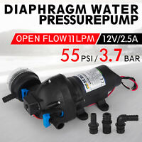 8LPM Diaphragm Water Pump High Pressure Brand New Pagoda Connector FL-703 PRO