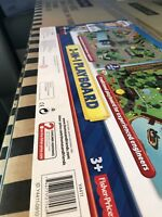 Fisher Price Thomas & Friends Wooden Railway 2 in 1 playboard real wood New