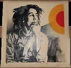 Shepard Fairey Bob Marley Sun Is Shining Screen Print Signed Dennis Morris OBEY