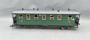 Spur G.. LGB--Personenwagen 2 Klasse 30350 / 4N 958