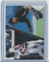 1994 Flair Infield Power #9 - Frank Thomas Chicago White Sox HOF - Mint