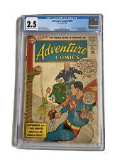 DC Comics Adventure Comics #308 5/63 CGC Graded 2.5