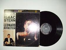Isaac Stern,Leonard Bernstein–Bartok: Concerto For Violins-Disco 33 Giri LP USA