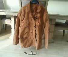 XL suede jacket, read description
