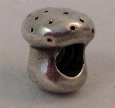 Genuine Very Rare Retired Authentic Danish Pandora Mushroom Charm 790126