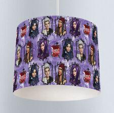 Descendants (233) Girls Bedroom Drum Lampshade Light Shade