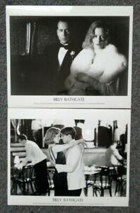 LOT OF 2 ORIGINAL PRESS PHOTOS BILLY BATHGATE Bruce Willis, Nicole Kidman
