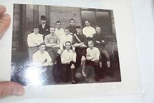 1900 WALKER FOOTBALL  TEAM    LOWER WALKER   Armstrong Whitworth & Co. Tyne.