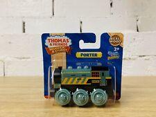 Porter - Thomas The Tank Engine Wooden Railway Trains RARE New WIDEST RANGE
