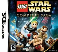 Lego Star Wars: The Complete Saga Nintendo DS